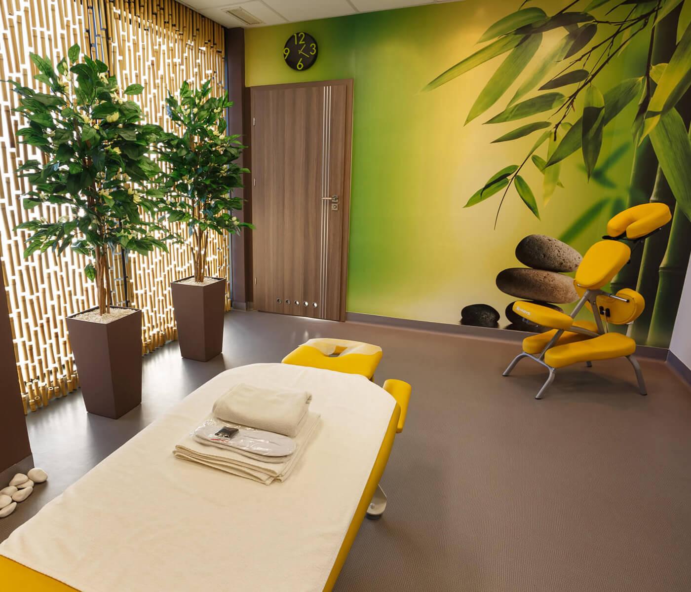 Nowy gabinet masażu