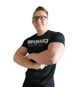Champion Hubert Lejk